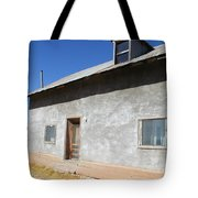 New Mexico Series - House In Truchas Tote Bag