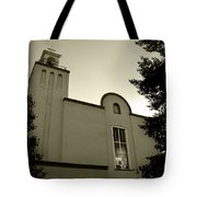 New Mexico Series - Our Lady Of Guadalupe Church Tote Bag