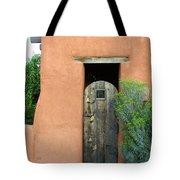 New Mexico Series - Santa Fe Doorway Tote Bag