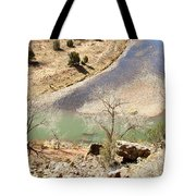 New Mexico Series A River View Tote Bag