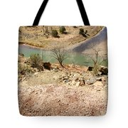 New Mexico Series Turn Of The River Tote Bag