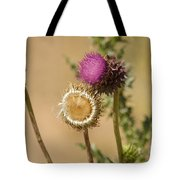 New Mexico Thistle II Tote Bag