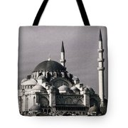New Mosque Tote Bag