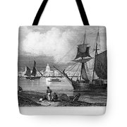 New Orleans, 1847 Tote Bag