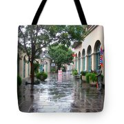 New Orleans After Rain Tote Bag
