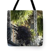 New Orleans Afternoon Light Tote Bag