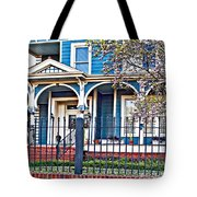New Orleans Class Tote Bag