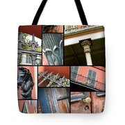 New Orleans Collage 1 Tote Bag