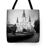 New Orleans Landmark Tote Bag