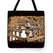 New Orleans Story Tote Bag