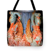 New Orleans Swan Fountain Tote Bag