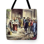 New Orleans: Voting, 1867 Tote Bag