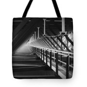 New River Gorge Bridge Catwalk Tote Bag