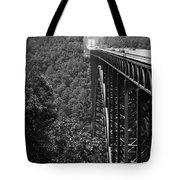 New River Gorge Bridge Fayetteville West Virginia Tote Bag