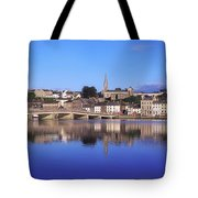 New Ross, Co Wexford, Ireland Tote Bag