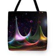 New Sun Rising Tote Bag