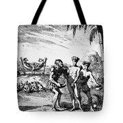 New World: El Dorado, 1727 Tote Bag
