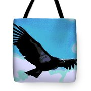 New World Vulture Tote Bag