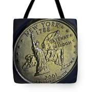 New York 2001 Tote Bag