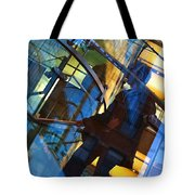 New York Apple Tote Bag