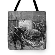 New York: Aspca, 1888 Tote Bag