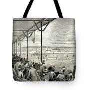New York: Baseball, 1886 Tote Bag