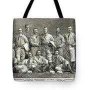 New York Baseball Team Tote Bag
