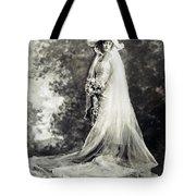 New York: Bride, 1920 Tote Bag