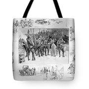 New York: Camp Wikoff, 1898 Tote Bag