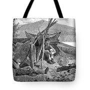 New York: Camping, 1874 Tote Bag