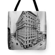 New York City - Western Union Telegraph Building Tote Bag