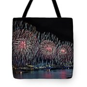 New York City Celebrates The 4th Tote Bag