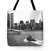 New York City Harbor Tote Bag