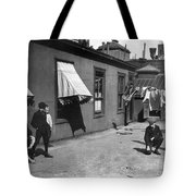 New York City: Marble Game Tote Bag