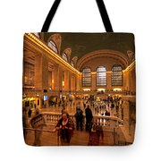 New York Grand Central Tote Bag