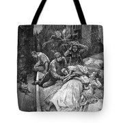 New York: Heat Wave, 1883 Tote Bag