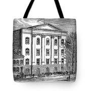 New York: High School Tote Bag