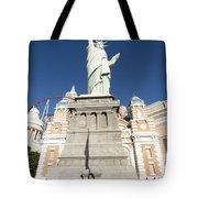 New York Hotel Tote Bag