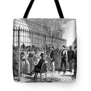 New York: Illegal Voters Tote Bag