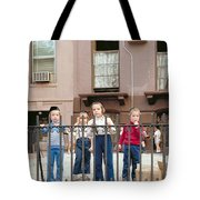 New York Kids 1975 Tote Bag