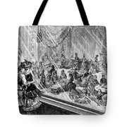 New York: Macys, 1876 Tote Bag by Granger