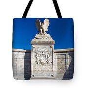 New York Monument Tote Bag
