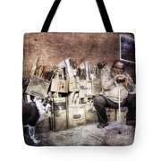New York Ny Napanee Style Tote Bag