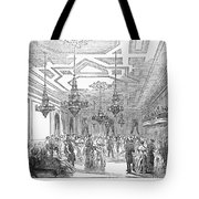 New York: Opera House Tote Bag