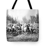 New York: Polo Club, 1877 Tote Bag