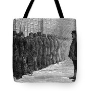 New York: Poorhouse, 1875 Tote Bag