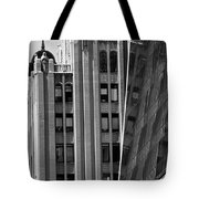 New York Reflections 1 Tote Bag