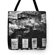 New York: Restaurant, 1948 Tote Bag