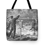 New York: Rockaway Beach Tote Bag
