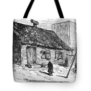 New York: Shanty, 1875 Tote Bag